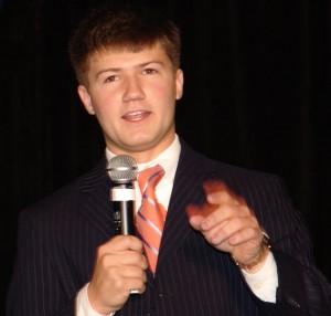 Cameron-Johnson young entrepreneur millionaire