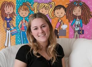 Juliette Brindak young entrepreneur millionaire