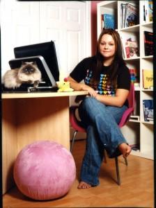 ashley qualls young entrepreneur millionaire
