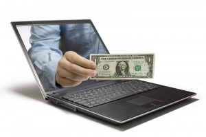 earning money online through a blog or website