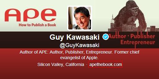 guy kawasaki twitter