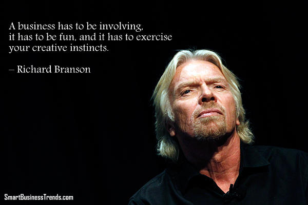Super Richard Branson Quotes - Smart Business Trends &GD87