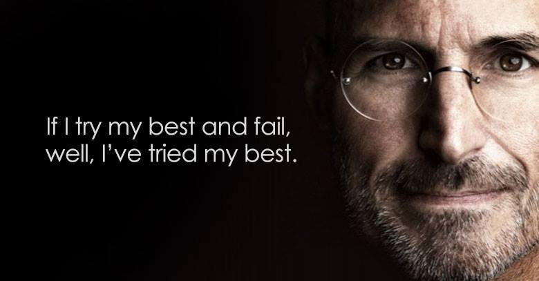 Inspirational Steve Jobs Quotes