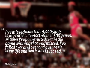 Inspirational Mondays: Michael Jordan Quotes