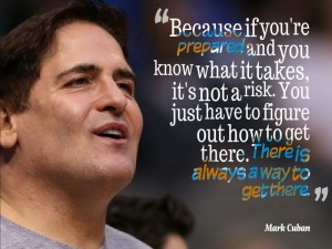Inspirational Mondays: Mark Cuban Quotes