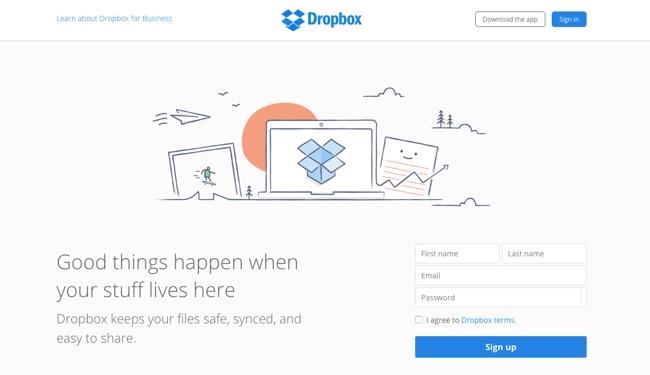 DropboxLP