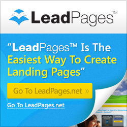 Leadpages Specials