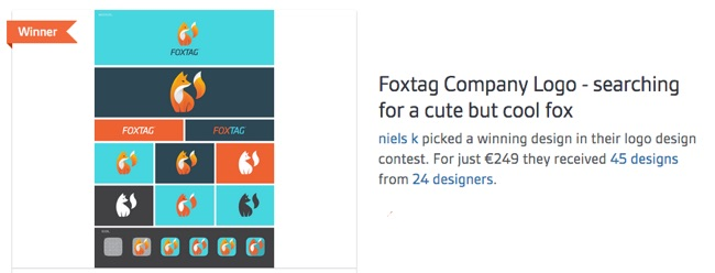 Foxtag99Designs