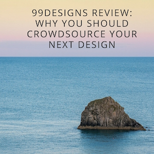 99Designs Review: Why You Should Crowdsource Your Next Design