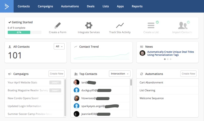 A Biased View of Activecampaign Crm