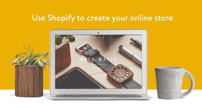 Shopify-FrontPage