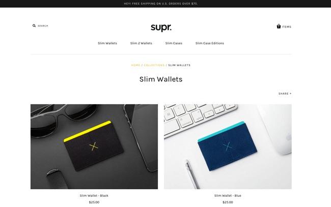 Shopify-SuprGood