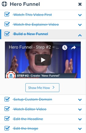 ClickFunnels review - Hero Funnel
