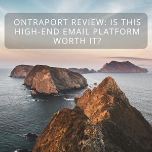 ONTRAPORT Review: Is This High-End Email Platform Worth It?