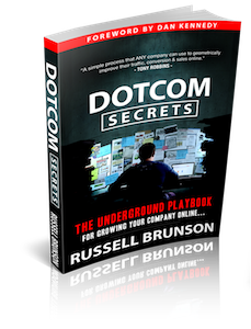 DotCom Secrets Book Cover