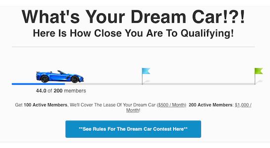 CF Dreamcar Contest