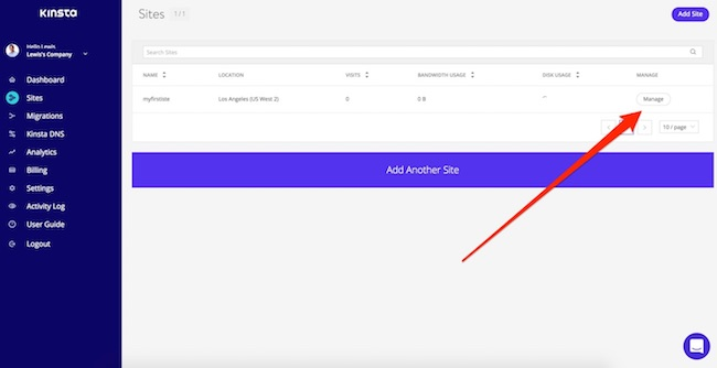 Kinsta domain setup part 2