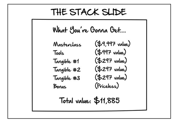 Expert Secrets - Stack Slide