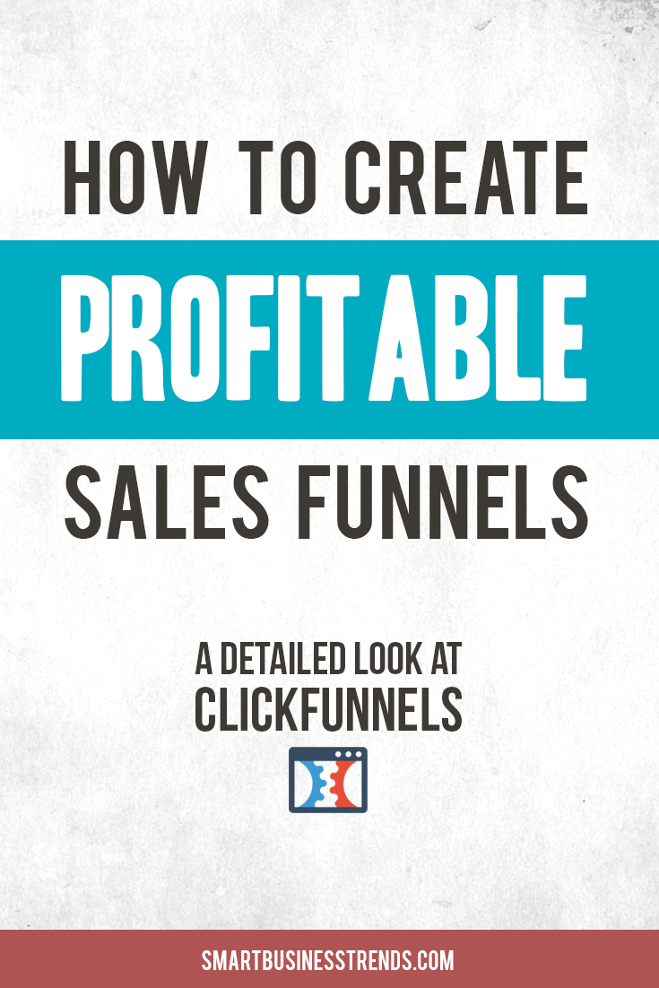 Sales funnels are the best way to boost the lifetime value of each of your customers.  In this ClickFunnels review I take an in-depth look at how to use it to create sales funnels that will help you grow your business.