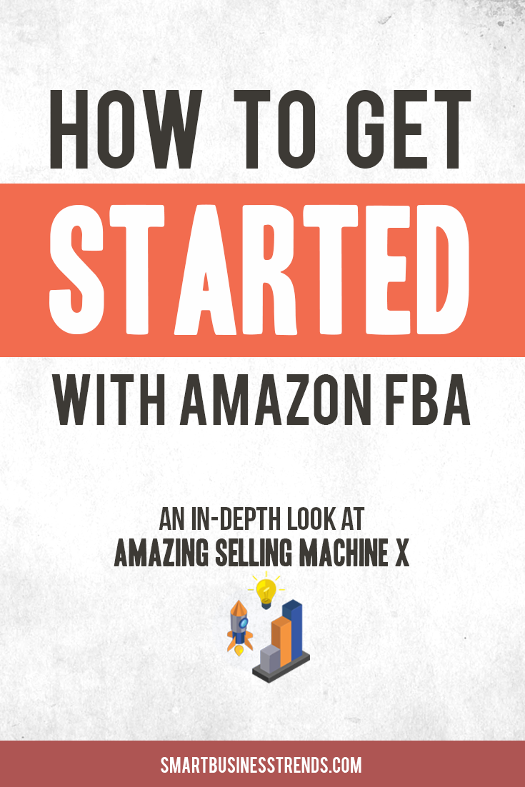 Want to learn how to get started selling with Amazon FBA?  Read our Amazing Selling Machine review to see why we think it's the best course for getting up and running with Amazon FBA.
