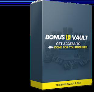 Bonus Vault Box