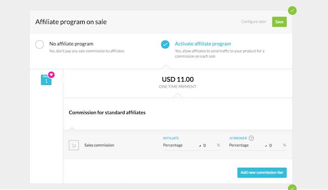 kartra affiliate management