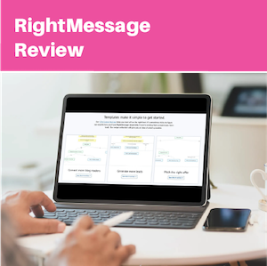 RightMessage review