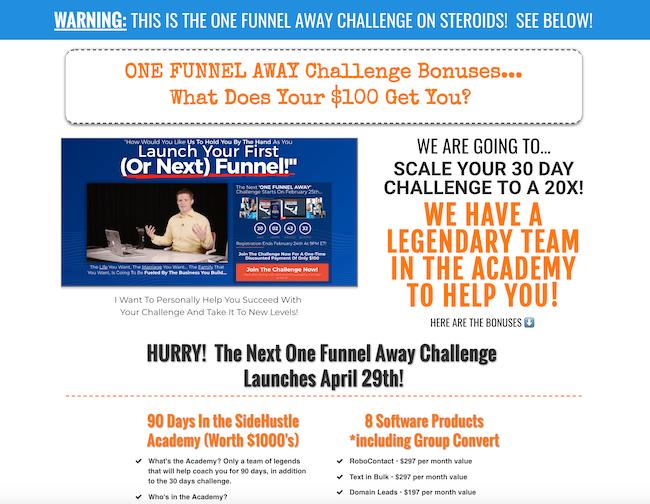 OFA Challenge Share Funnel
