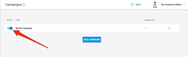 enable campaign