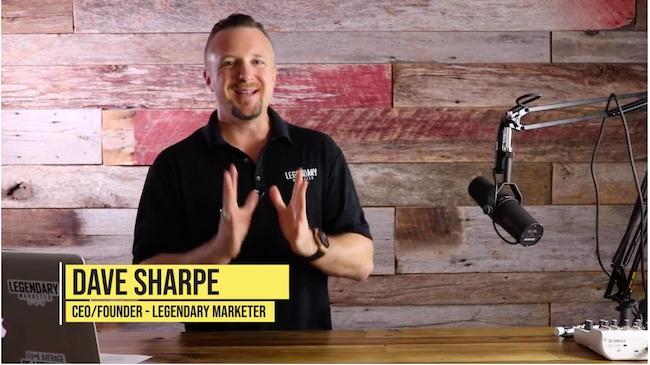David Sharpe - CEO of Legendary
