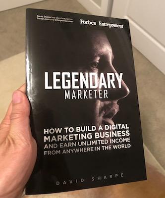 Legendary Marketer Book