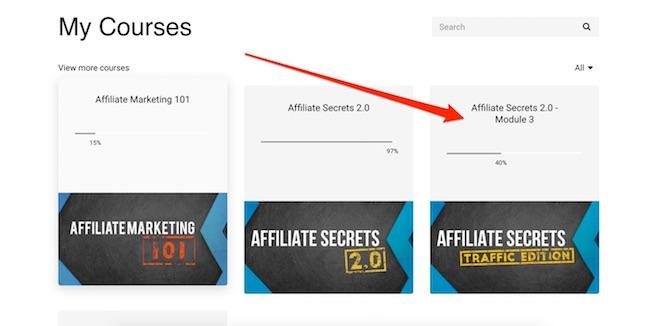 affiliate secrets module 3