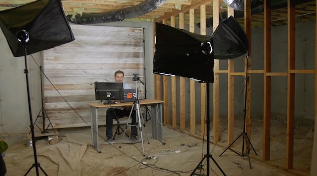 Spencer's office