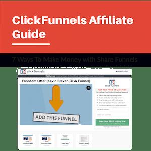CF Affiliate Guide