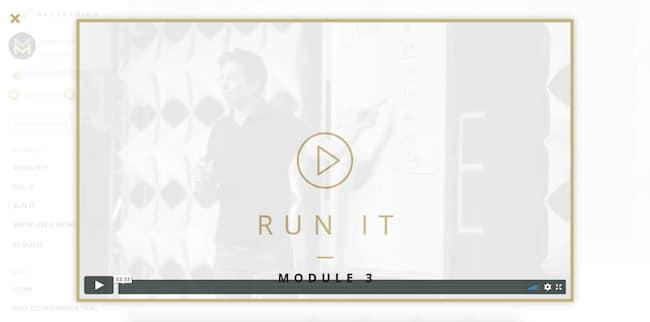 run it