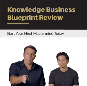 Knowledge Business Blueprint Review