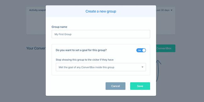 group-based goals