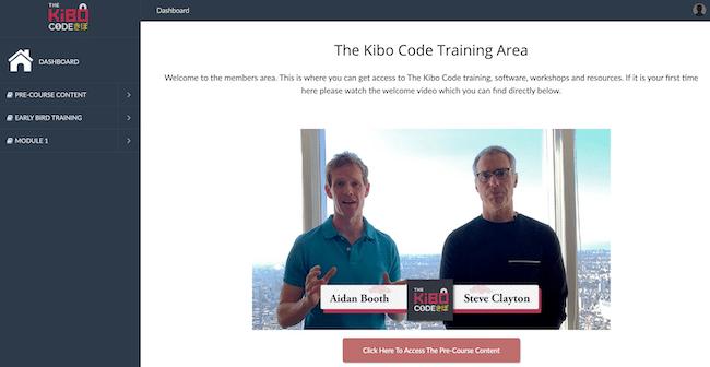 Kibo Code Membership