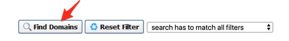 Register Compass auction domain search