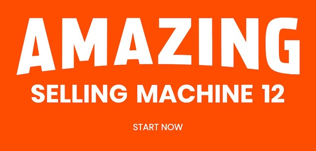 Amazing Selling Machine 12 Banner
