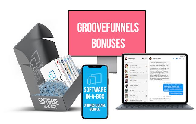 GrooveFunnels Bonus Bundle