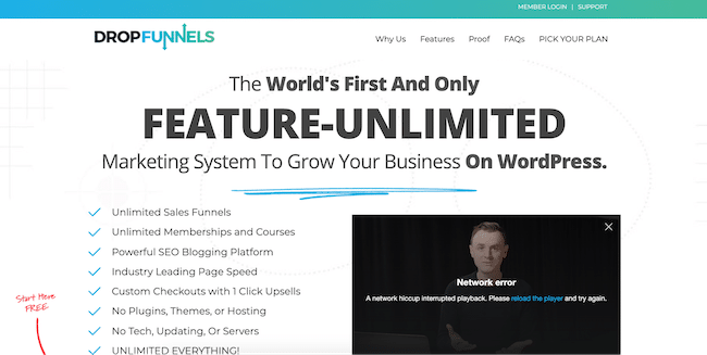 What Is DropFunnels?