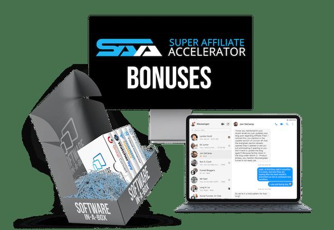 SAA Bonuses