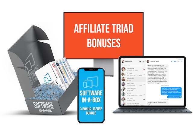 Affiliate Triad Bonus Bundle
