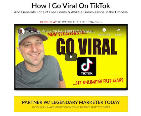 Tik Tok How to go Viral