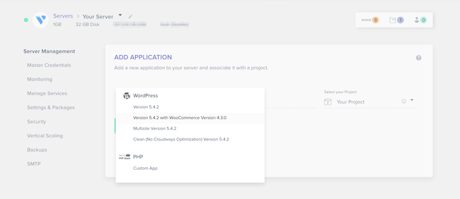 Version of WordPress