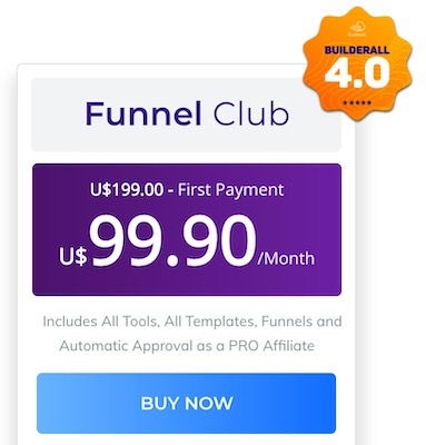 Funnel Club Pricing