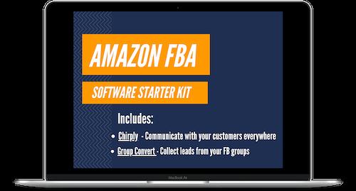 Amazon FBA Software Starter Kit