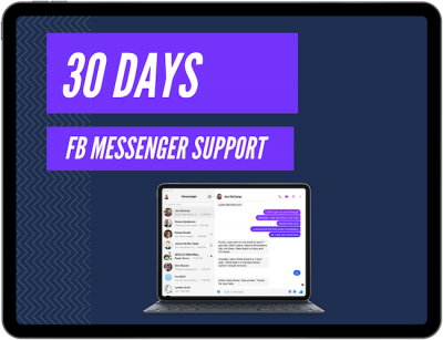FB Mesenger Support