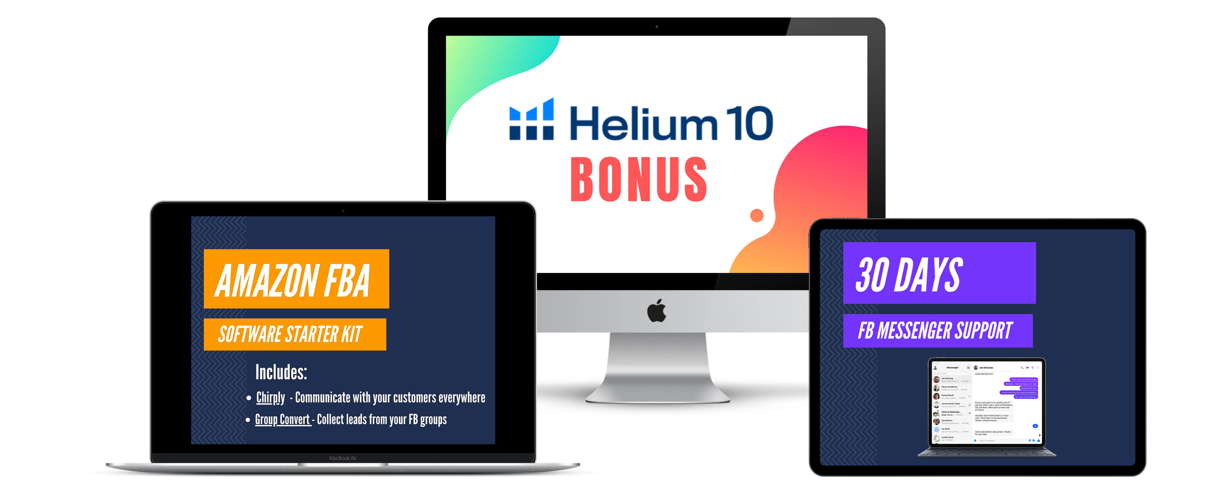 Helium10 Bonus Bundle